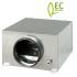 Blauberg ISOB-250EC boxventilator 1145m3/h - geluidgedempt - Ø250mm - EC-motor
