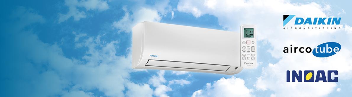 Airconditioning & accessiores - Ventilatietotaal.nl