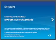 Montage handleiding woonhuisbox orcon