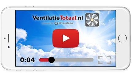 Ventilatietotaal.nl, uw luchttechnische groothandel!